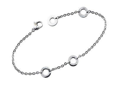 牽繫-銀女手鍊