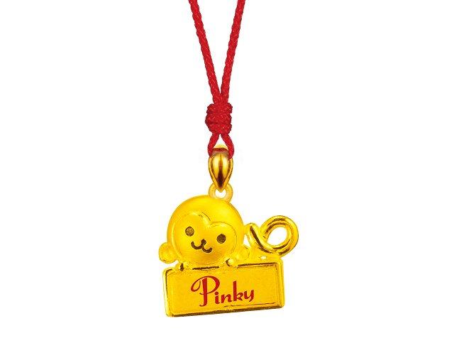 金墜_寶貝PINKY